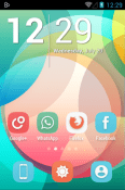 Ainokea Icon Pack Motorola One 5G Ace Theme