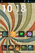 Carbinet Icon Pack G'Five LTE 1 Theme