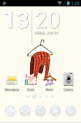 Baignezy Icon Pack Android Mobile Phone Theme