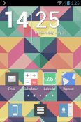 Jive Icon Pack Android Mobile Phone Theme