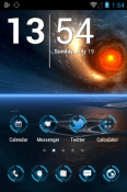 Neon Glow Micro Icon Pack Android Mobile Phone Theme