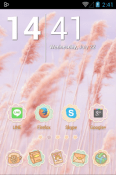 Sonyeo Of The Sky Icon Pack Samsung Galaxy Tab A 10.5 Theme