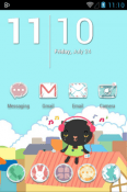 Balloonfree Icon Pack Android Mobile Phone Theme