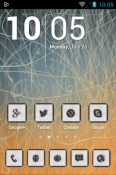CUERO Icon Pack Nokia C1 Theme