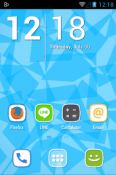 Squircle Icon Pack iNew M1 Theme