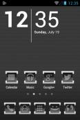 Engrave Icon Pack Nokia C1 Theme