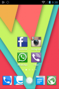 Download Free Essential COLOR Icon Pack Mobile Phone Themes