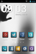 DIMIDIUM Icon Pack Huawei P40 lite 5G Theme