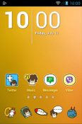Outer Space Icon Pack Android Mobile Phone Theme