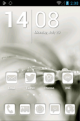 Dainty Icon Pack Android Mobile Phone Theme