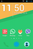 Sunshine Icon Pack Android Mobile Phone Theme