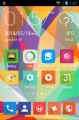 Voxel Icon Pack Infinix Note 10 Theme