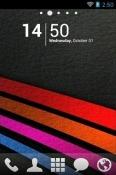 Zapp Go Launcher OnePlus 7T Theme