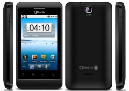 qmobile android phones list