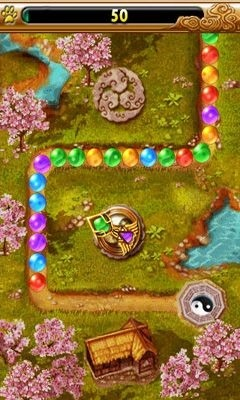 Bonsai Blast Android Game Image 1