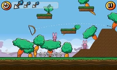 Bunny Shooter Android Game Image 2