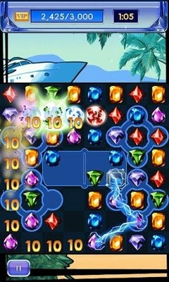 Diamond Twister 2 Android Game Image 1