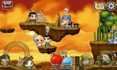 Elphis Adventure Android Game Image 2