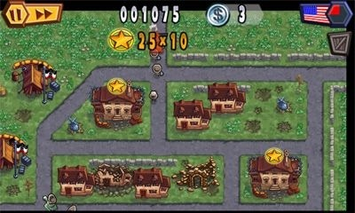 Guns'n'Glory. WW2 Android Game Image 1