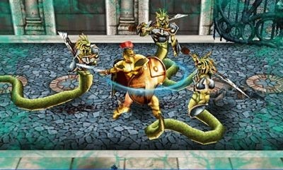 Hero of Sparta Android Game Image 2