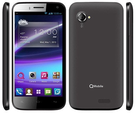 Q Mobile Price in Pakistan 2014