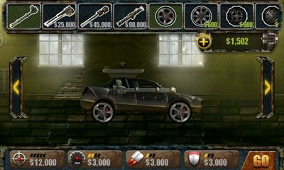 Road Warrior Android Game Image 1