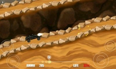 Road Warrior Android Game Image 2
