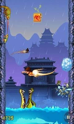 Shaolin Jump Android Game Image 1