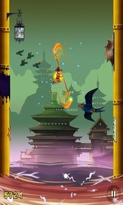 Shaolin Jump Android Game Image 2