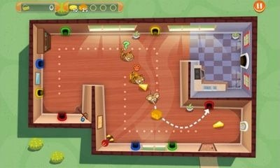 Spy Mouse Android Game Image 1