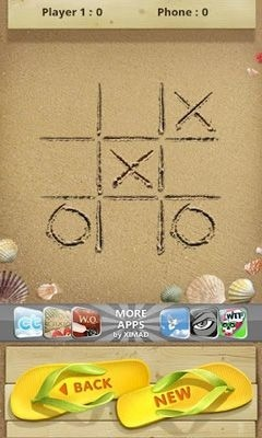 Tic Tac Toe Android Game Image 1
