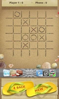 Tic Tac Toe Android Game Image 2