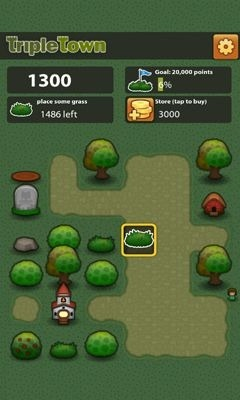 Triple Town Android Game Image 2