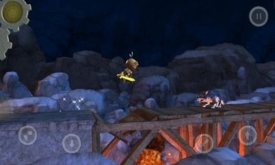 Wind up Knight Android Game Image 1