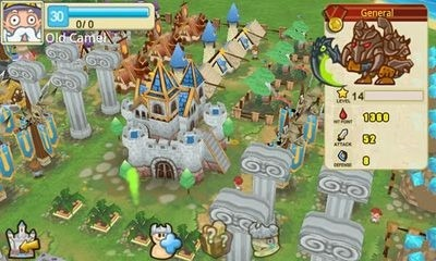 Little Empire Android Game Image 1