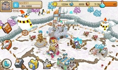 Little Empire Android Game Image 2