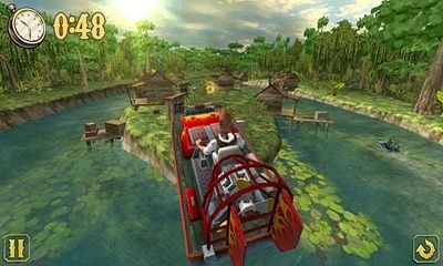 Shine Runner Android Game Image 1