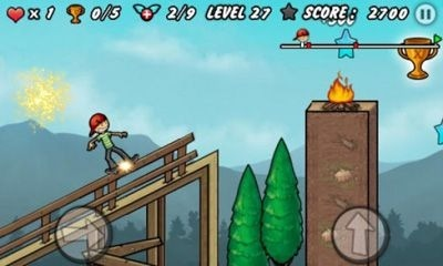 Skater Boy Android Game Image 1