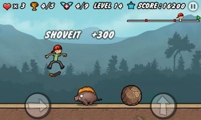 Skater Boy Android Game Image 2