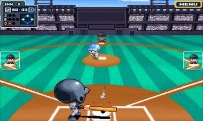 Baseball Superstars 2012 Android Game Image 1