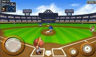 Baseball Superstars 2012 Android Game Image 2