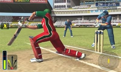 Cricket World Cup Fever HD Android Game Image 1