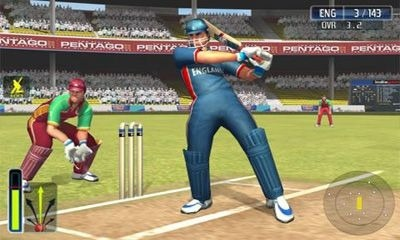 Cricket World Cup Fever HD Android Game Image 2
