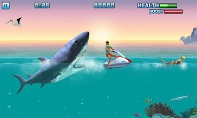 Hungry Shark - Part 3 Android Game Image 1