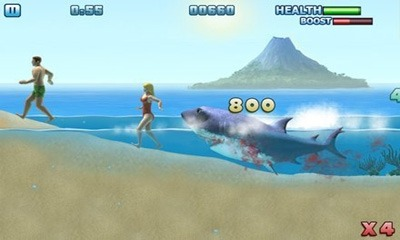 Hungry Shark - Part 3 Android Game Image 2