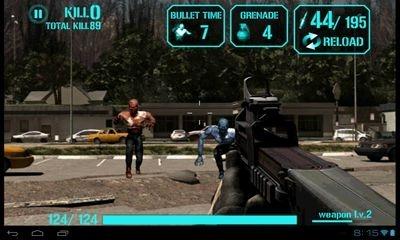 Igun Zombie Android Game Image 1