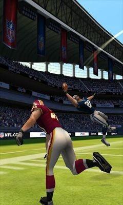 NFL Flick Quarterback Android Game Image 2