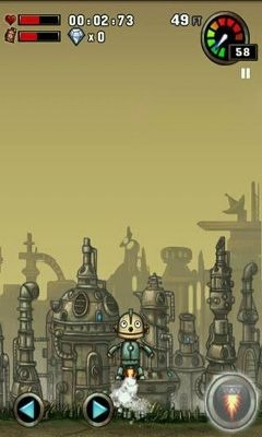 Robot Adventure Android Game Image 1
