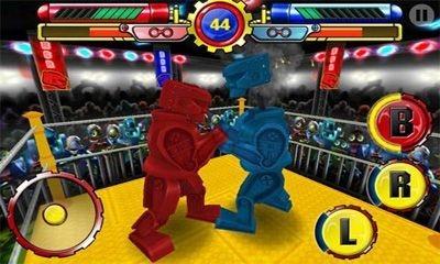 Rock 'em Sock 'em Robots Android Game Image 2