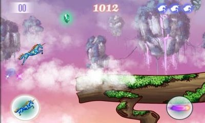 Unicorn Dash Android Game Image 2